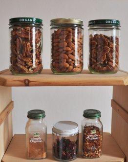 Jars for Storage